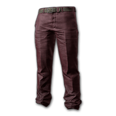 Wide Pants (Red)