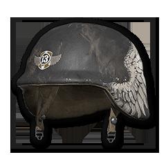 Wings of Luck - Helmet (Level 2)
