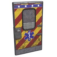 Ambulance Door