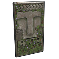 Ancient Totem Door