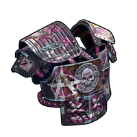 Apocalyptic Knight Vest