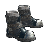 Arctic Wolf Boots