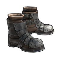 Armored Boots