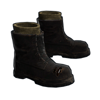 Army Black Boots