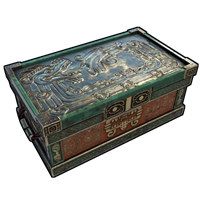 Aztec Gold Chest