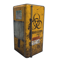 Biohazard Fridge