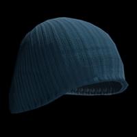 Blue Beenie Hat