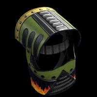 Bombshell Helmet