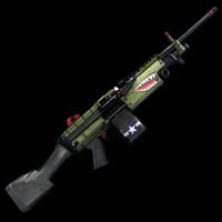 Bombshell M249