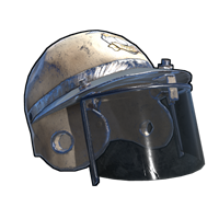 Captain's Helmet