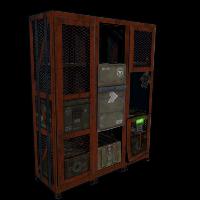 Cargo Heli Locker