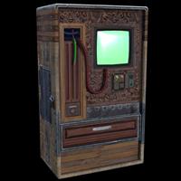 Carpenter's Vending Machine