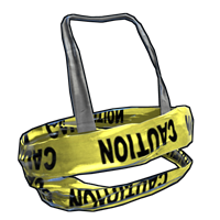 Caution Tape Top