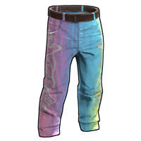 Charitable Rust 2019 Pants
