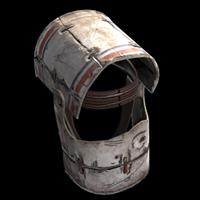 Cobalt Armor Helmet