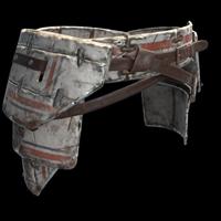 Cobalt Armor Pants