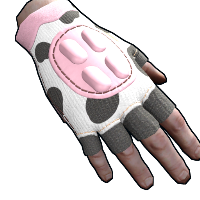 Cow Moo Flage Gloves