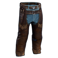 Cowboy Sheriff Pants
