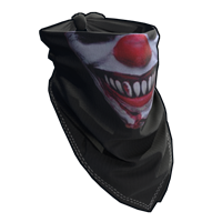 Creepy Clown Bandana