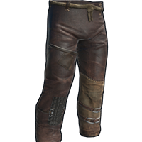 Desert Outlaw Burlap Pants