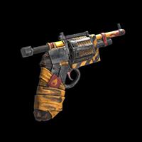 Devourer Revolver