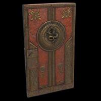 Dragon Relic Door
