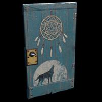 Dreamcatcher Door