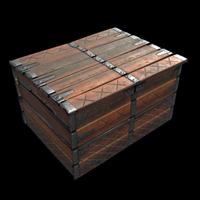 Duelist's Wood Box