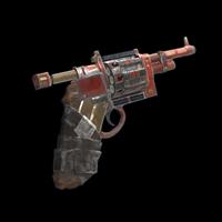 Firefighter Revolver