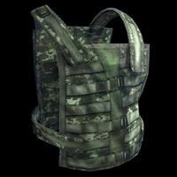 Flak Vest - Green