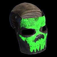 Glowing Skull