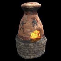 Greek Furnace
