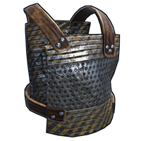 Hazardous Grater Chest Plate