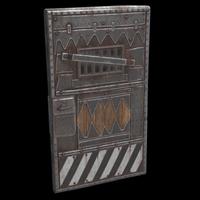 Hideout Door