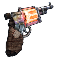 Hot-tempered Revolver