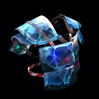 Iceman Armor