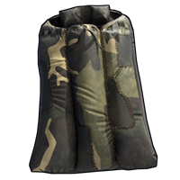 Jungle Camo Sleeping Bag