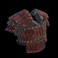 Junkyard Samurai Vest