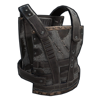 Metalhunter Chest Plate