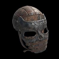 Metalmute Facemask