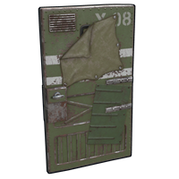 Military Vehicle Door
