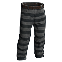 Old Prisoner Pants