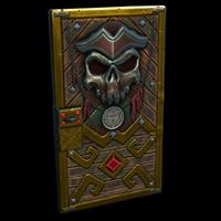 Pirate Treasures Door