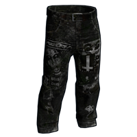 Punk Rock Pants