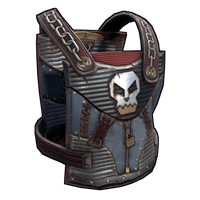Punkish Chestplate