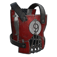 Retro Car Parts Chestplate