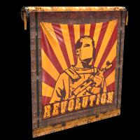Revolution Garage Door