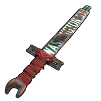 Roadsign Sword