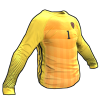 Rust Goalkeeper Shirt