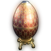Rustigé Egg - Red